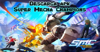 Super Mecha Champions Android Battle Royale Descarga apk