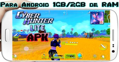 Descargar Cyber Hunter Lite para Android Funciona en Gama Media y Baja