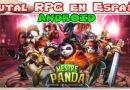 Mestre Panda Android RPG es un juego que vale la pena Descargar