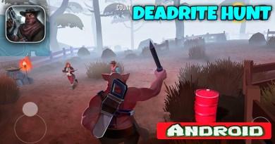 Deadrite Hunt para Android Tremendo juego de Terror que debes jugar