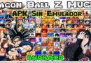 Dragon Ball Z MUGEN Anime All Stars para Android