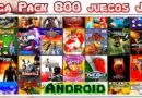 Juegos Java para Android Super Pack java games