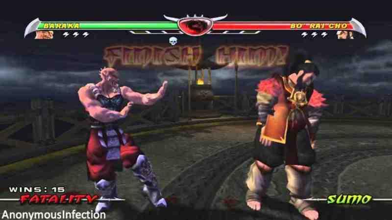 Mortal Kombat APK para Android Offline Descarga gratis