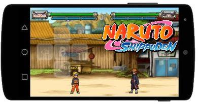 Naruto Shippuden Shinobi Wars para Android apk sin emulador
