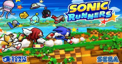Sonic Runners Revival apk para Android e iOS increíble juego móvil Gratis
