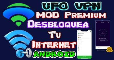 UFO Unlimited VPN APK MOD para Android 2019