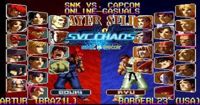 NK vs Capcom Chaos Plus apk sin emulador
