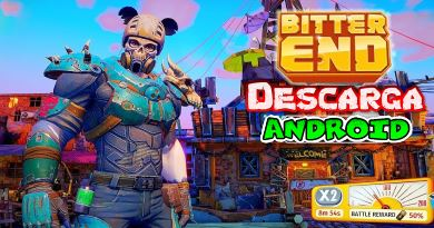 Bitter End multiplayer Android first-person shooter Tremendo juego Full HD