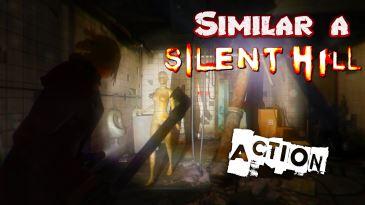 Recuerdos Olvidados Juego halloween para Android similar a Silent Hill
