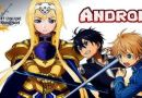 Sword Art Online Alicization Rising Steel para Android español