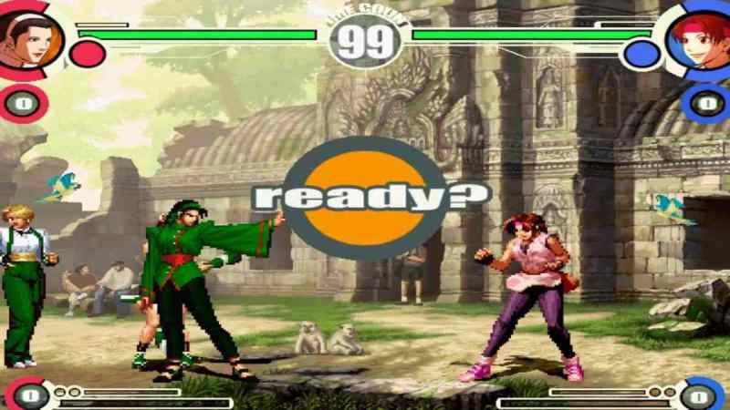 The MUGEN of Fighters para Android y PC Juego de luchas