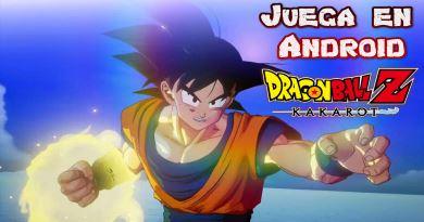 Como jugar Dragon Ball Kakarot en Android totalmente fácil
