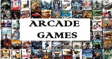 Arcade Games para Android Increible emulador con muchos juegos en 1 apk