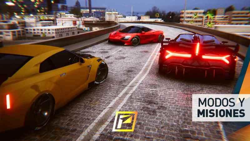 PetrolHead APK para Android Brutal juego Racing Mod