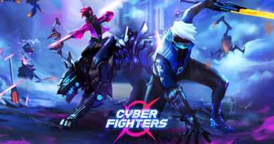 Cyber Fighters Death of the Legend Shadow Hunter para Android
