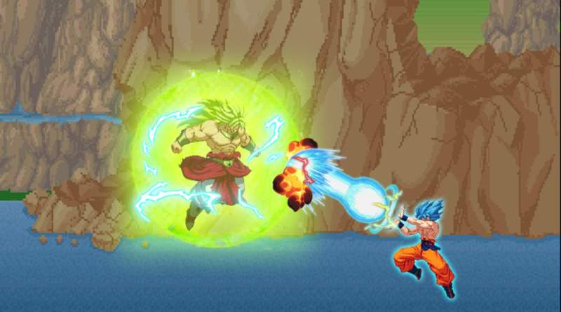 Dragon Ball Z Super Goku Battle apk mod para Android