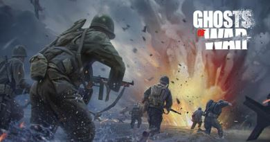 Ghosts of War WW2 Shooting games para Android