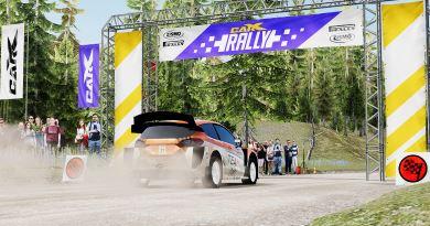 CarX Rally apk Android Nuevo brutal juego Rally con gráficos Ultra HD