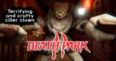 Death Park 2 Scary Clown Survival Horror Game apk Android