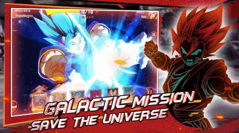Legends of Destruction Battles para Android juego de Dragon Ball Super