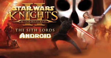 STAR WARS KOTOR II APK para Android No vas a creer lo genial que es