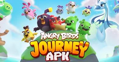 Angry Birds Journey APK Android 2021 El juego de las aves vuelve