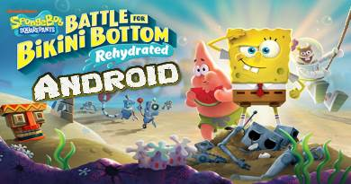 SpongeBob SquarePants Battle for Bikini Bottom juego para Android