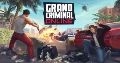Grand Criminal Online APK para Android Un juego que vale la pena jugar