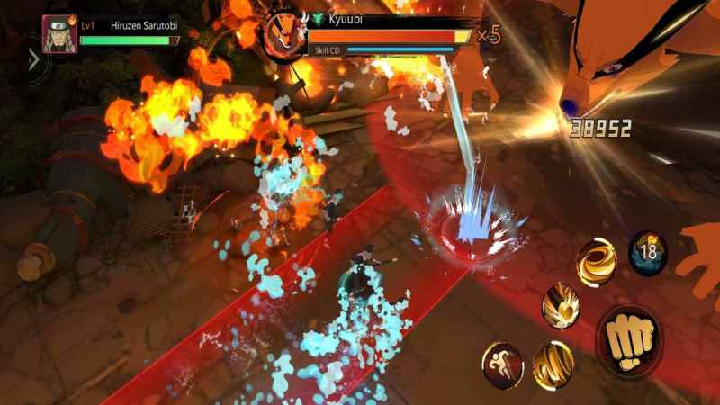 Will of Shinobi apk Android