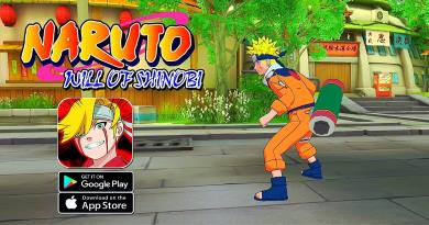 Will of Shinobi apk Android Tremendo juego de Naruto