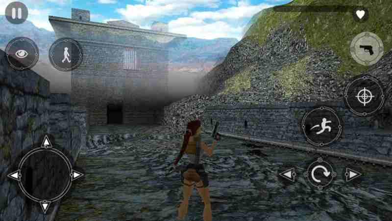 Tomb Raider II APK para Android 1.0.51RC