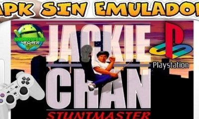 DESCARGAR JACKIE CHAN STUNTMASTER apk android