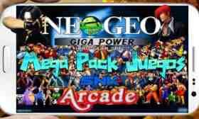 Mega Pack de Juegos Neo-Geo Arcade para Android mas Emulador