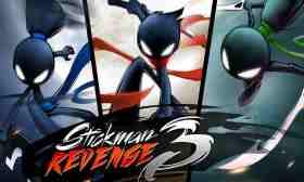 Stickman Revenge 3 Android Mod genial