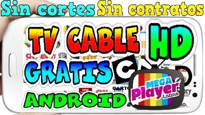 descargar mega player tv gratis