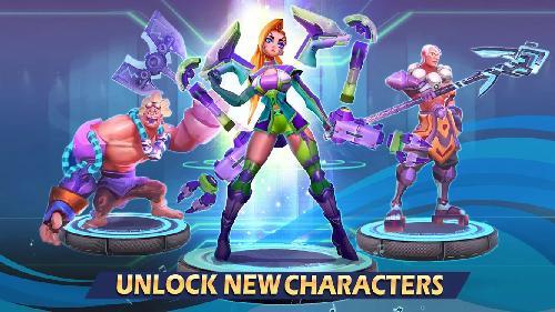 Ability Draft Spell Battle Royale