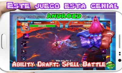 Ability Draft Spell Battle Royale para Android