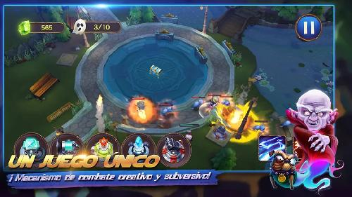 Ghost Town Defense para Android