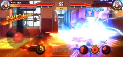 Hero Versus: The Legend of Ki Master apk