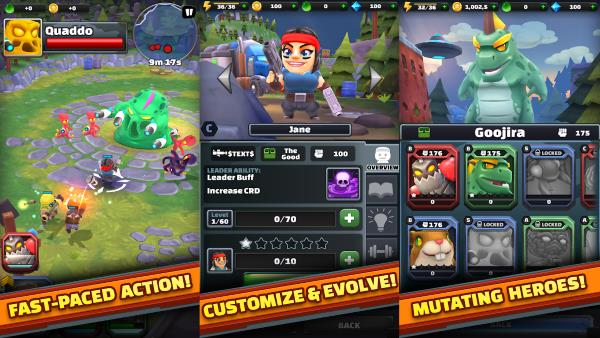 Action Squad Apocalypse Heroes para Android