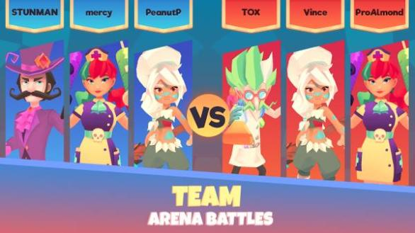 Bash Arena para Android