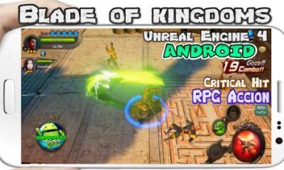 Blade of kingdoms apk para Android Descarga gratis