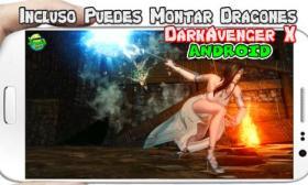 DarkAvenger X para Android ダークアベンジャー クロス