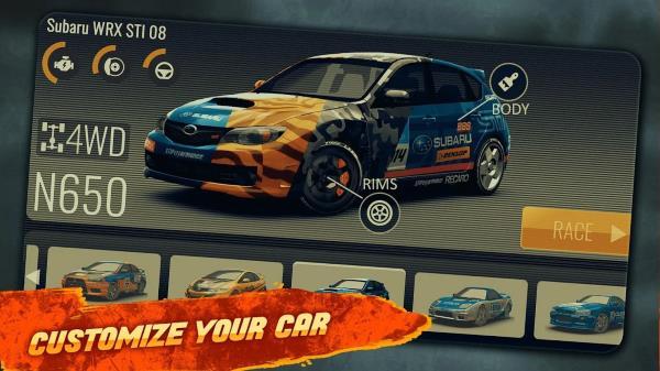 Descargar Sport Racing apk