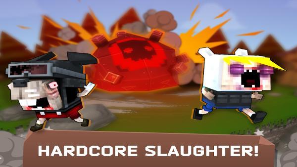 Fury Wars para Android Funny