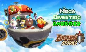 Line Brown Stories apk para Android