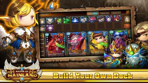 Master of Mainland para Android apk action game