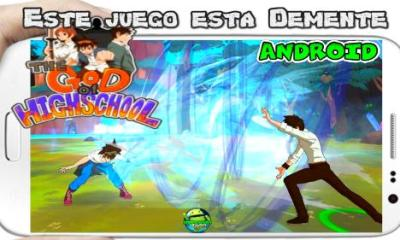 The God of High School LITE para Android descarga apk