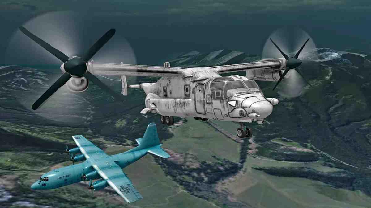 Airplane Free Fly Simulator para Android