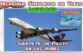 Airplane Free Fly Simulator para Android Descarga